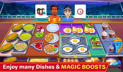 Indian Cooking Madness - Restaurant Cooking Games android2mod screenshots 6