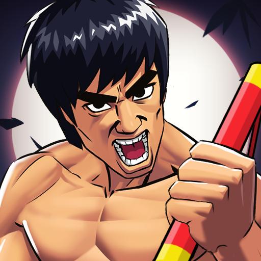 Karate King vs Kung Fu Master - Kung Fu Attack 3