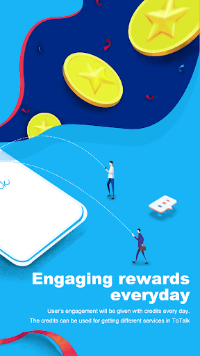 ToTalk u2013 Secure and Free Calls & Easy Load apktram screenshots 2