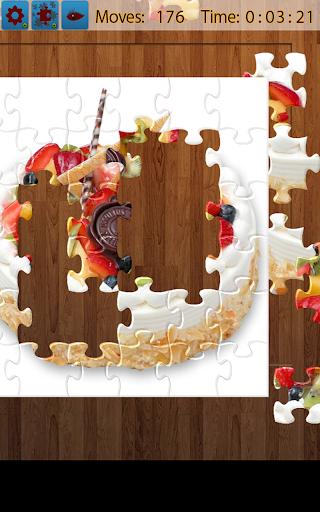 Desserts Jigsaw Puzzles 1.9.17 screenshots 5