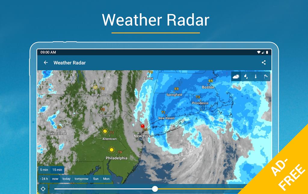 Weather & Radar USA - ad free poster 7