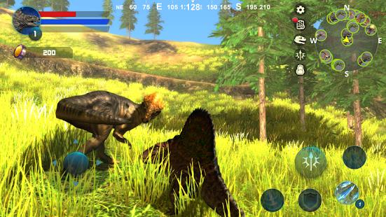 Dimetrodon Simulator screenshots 7