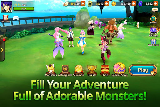Monster Super League 1.0.20112407 screenshots 18
