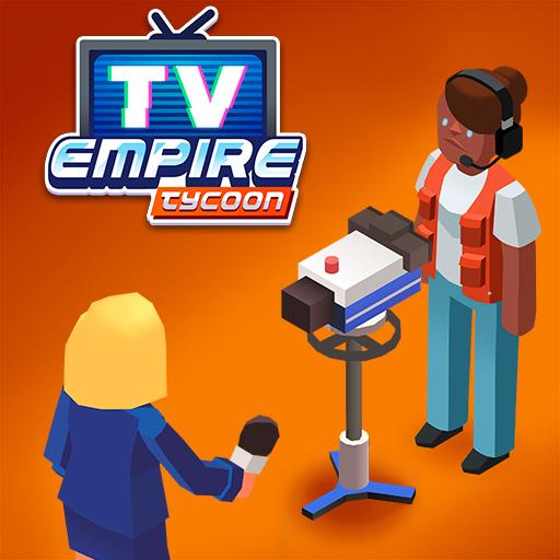 TV Empire Tycoon – Idle-Management-Spiel