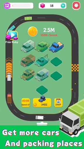 Merge Highway - Merge & Idle Motor Empire  screenshots 4