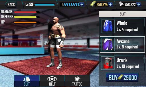 Real Wrestling 3D 1.10 screenshots 5
