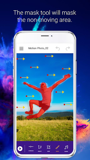Photo Effect Animation Video Maker android2mod screenshots 5