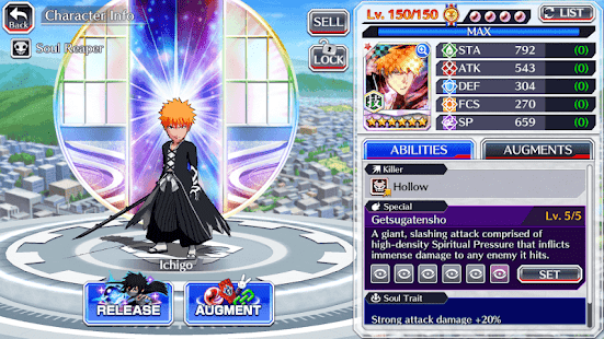 Hack Game BLEACH Brave Souls apk free