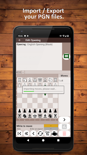 Chess Openings Trainer Pro modavailable screenshots 2