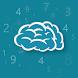 クイックブレイン数学 - 脳の練習、数学パズル、精神算術 - Androidアプリ