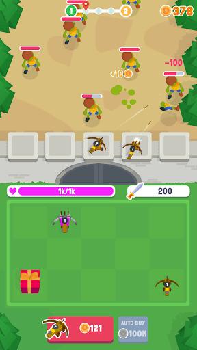 Merge Tower – Zombie Defense APK MOD Download 1
