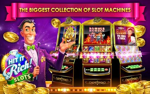Hit it Rich! Lucky Vegas Casino Slots Game 1