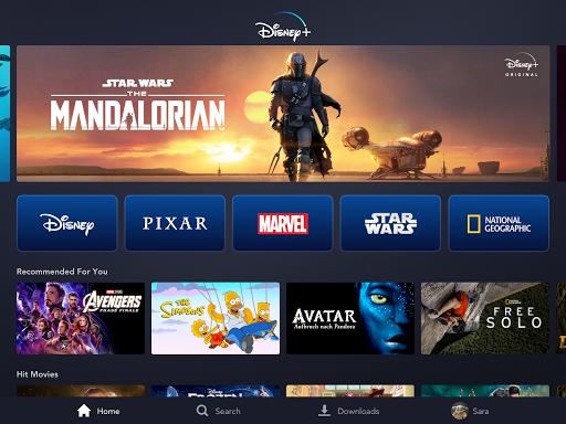Disney+ 1.11.2 screenshots 13