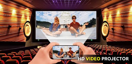 HD Video Projector Simulator - Video Projector HD Versi 1.0