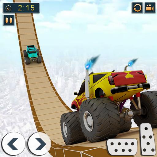 Car Stunts: Monster Truck Game