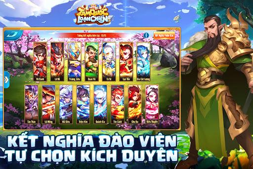 Tam Quu1ed1c Lou1ea1n Chiu1ebfn  screenshots 4
