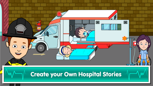 My Tizi Town Hospital - Doctor Games for Kids ud83cudfe5 1.1 Screenshots 8