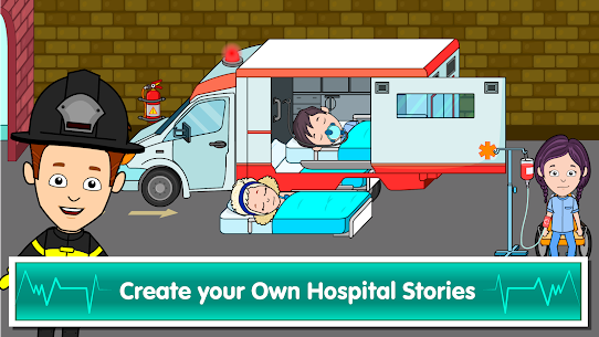 My Tizi Town Hospital – Doctor Games for Kids 🏥 8