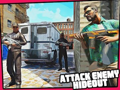 Real Miami Gangster Grand City: Crime Simulator 3D 5