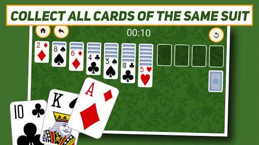 Klondike Solitaire: Classic 1.1.16 screenshots 3