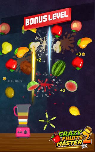 Crazy Juice Fruit Master:Fruit Slasher Ninja Games  screenshots 7