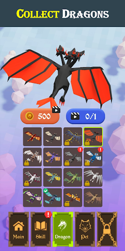 Dragon Hero 3D : Action RPG apktram screenshots 15