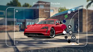 Porsche AR Visualiser