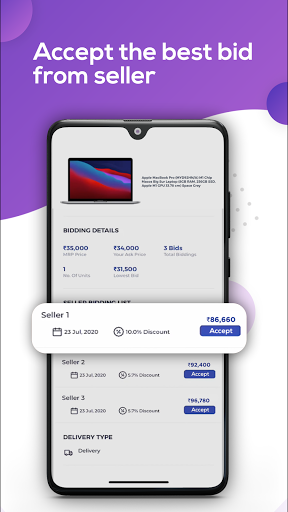 Jinglebid - Online Shopping App screenshots 3