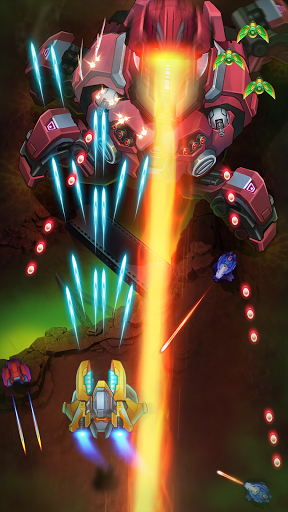 WindWings: Space Shooter - Galaxy Attack Apkfinish screenshots 12