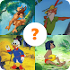 Guess the Old Cartoon Character Quiz 2021