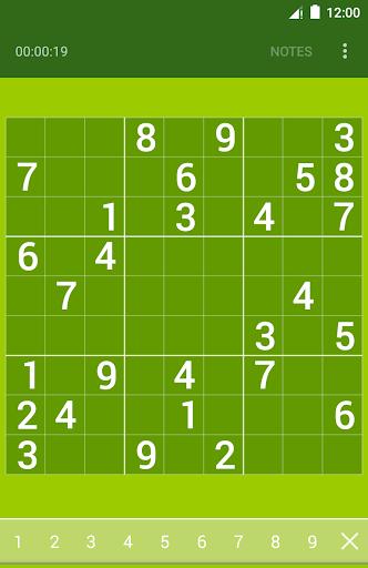 Sudoku (Oh no! Another one!) screenshots 5