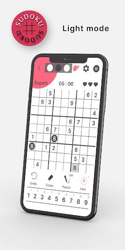 Sudoku - Happy Brain: Classic Free Puzzles 5.4 screenshots 1