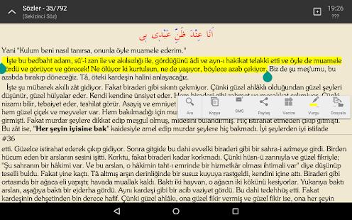Risale-i Nur Okuma Programu0131 7.4.3 Screenshots 11