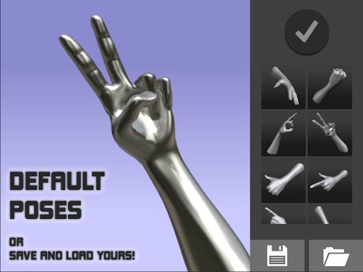 Hand Draw 3D Pose Tool FREE 2.18 Screenshots 5