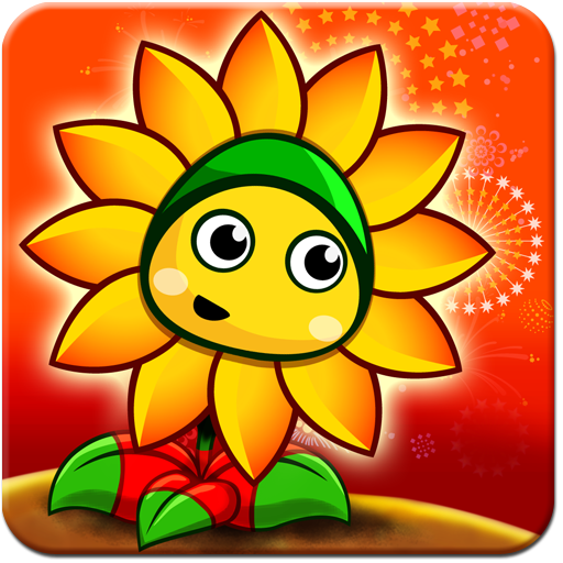 Flower Zombie War