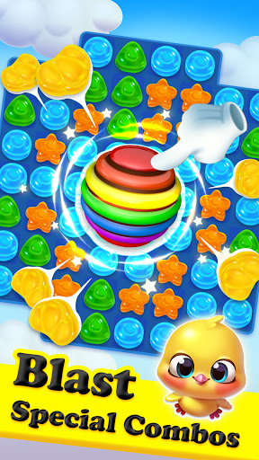 Crush Bonbons - Match 3 Games apkdebit screenshots 13