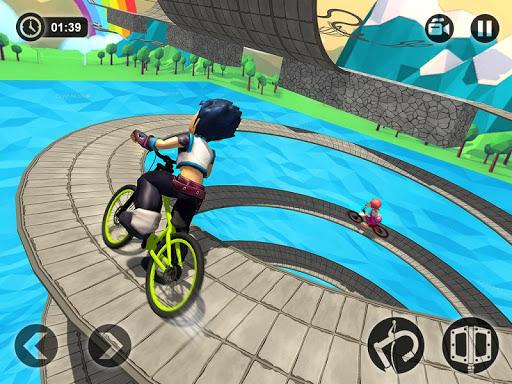 Fearless BMX Rider 2019 apkpoly screenshots 13