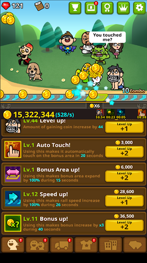 The Rich King VIP - Amazing Clicker android2mod screenshots 6