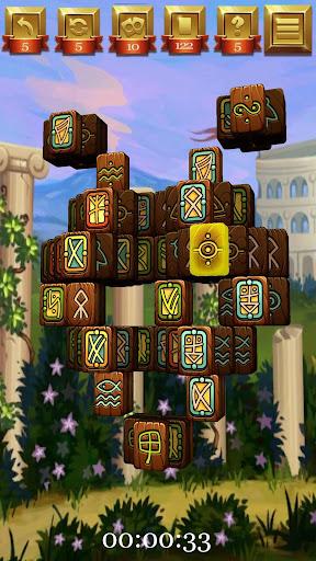 Doubleside Mahjong Rome 2.0 screenshots 5