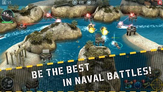 Naval Rush: Sea Defense MOD Apk 1.6 (Unlocked) 1