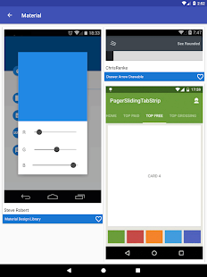 Awesome Android - UI Libraries screenshots 16