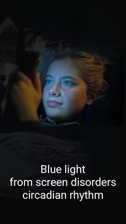 Blue Light Filter - Night Mode, Night Shift  poster 1