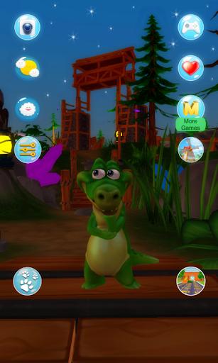 My Talking Crocodile 1.0.8 screenshots 6