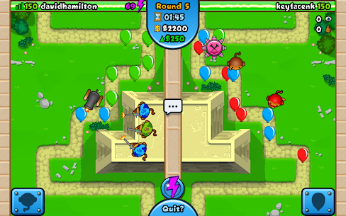 Bloons TD Battles (MOD, Unlimited Medallions) 2