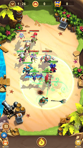 I Am Hero: AFK Tactical Teamfight screenshots 8