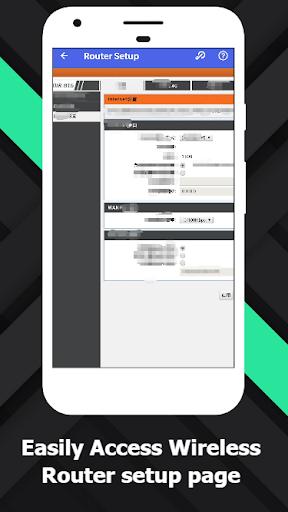 WiFi Router Settings - Wireless Router Admin Setup screenshots 2