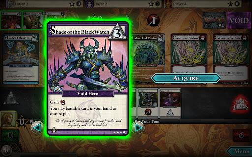 Ascension: Deckbuilding Game apkpoly screenshots 15