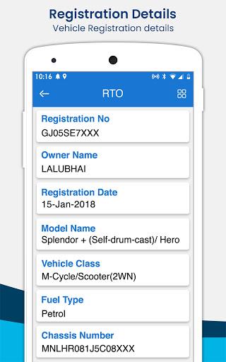 RTO Vehicle Information apktram screenshots 16