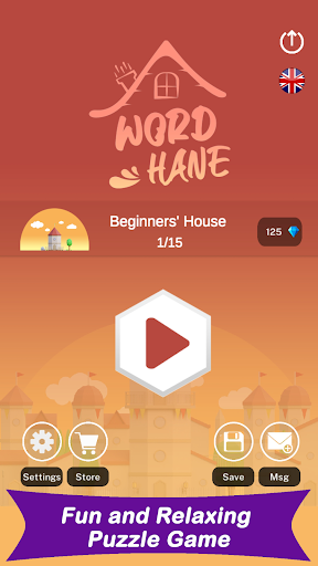 Wordhane - Word Game, Connect Crossword 1.5.5 Screenshots 8