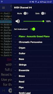 MIDI Clef Karaoke Player MOD APK 3